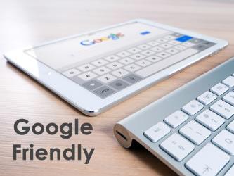 Google Friendly Web Design