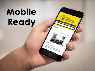 Mobile Ready Website Design Sheffield